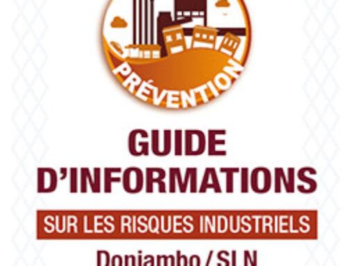 Guide d'information sur les risques industriels – Doniambo -SLN