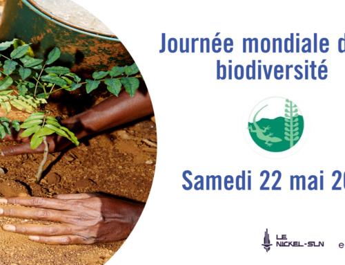 22 mai 2021 : La SLN célèbre la Journée Mondiale de la biodiversité.