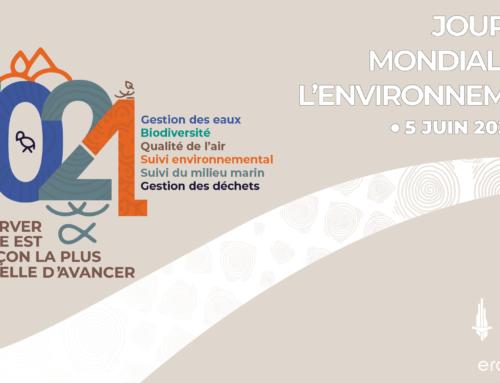 05 juin 2021 : La SLN célèbre la Journée Mondiale de l'environnement